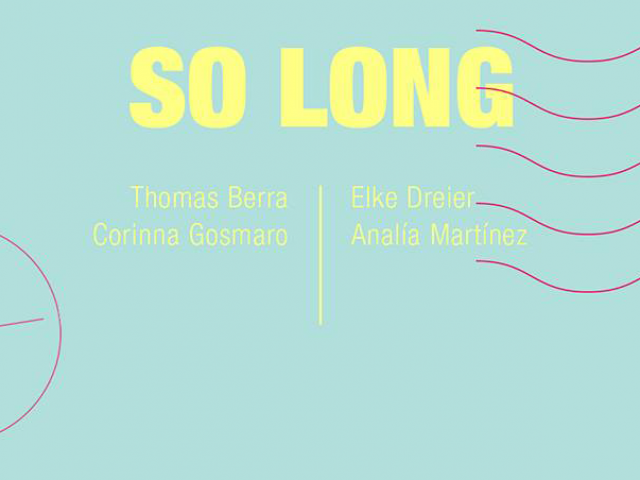 So Long | FONDAZIONE PASTIFICIO CERERE