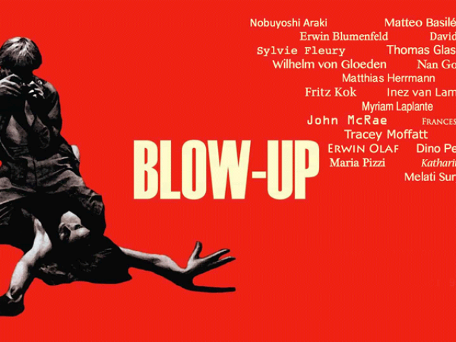 Blow-Up | IL PONTE CONTEMPORANEA