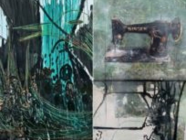 Veronica Botticelli – Khen Shish | ANNA MARRA CONTEMPORANEA
