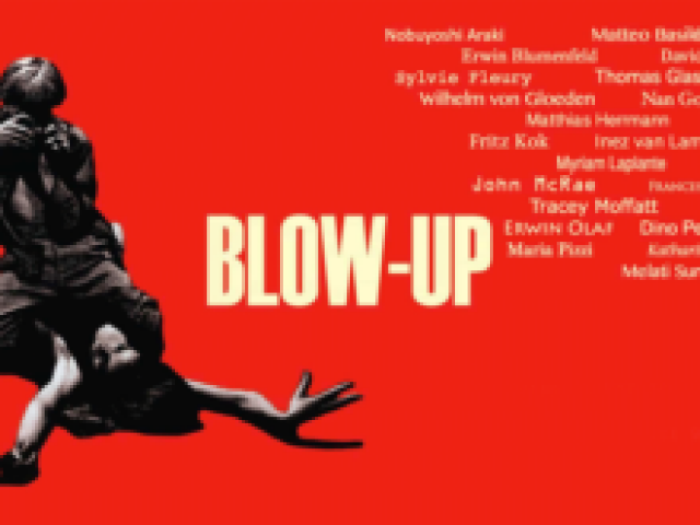 Blow-Up | IL PONTE CONTEMPORANEA